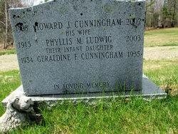 Phyllis <i>Ludwig</i> Cunningham