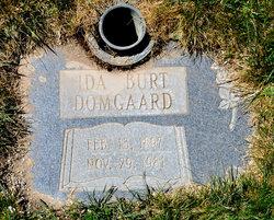 Ida Otella <i>Burt</i> Domgard