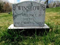 William E Winslow