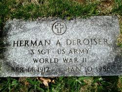 Herman DeRosier