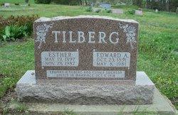 Esther <i>Swenson</i> Tilberg