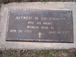 Alfred Dickmann