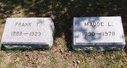 Maude Lucinda <i>Ives</i> Parker