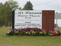 Mount Canaan Baptist Church Cemetery