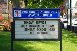 Emmanuel Resurrection Episcopal Church Cemetery