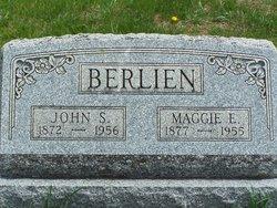Margaret Estella Maggie <i>Wilsey</i> Berlien
