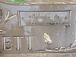 Shirley Ann <i>Flinn</i> Barnett
