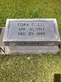 Cora Odell <i>Casteel</i> Richardson