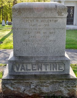 Leah Ann <i>Schaff</i> Valentine