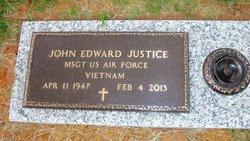 John Edward Jack Justice