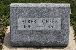 Albert Ghere