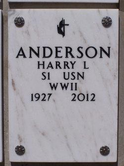 Harry Leo Anderson