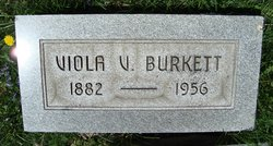 Viola V. <i>Cottrill</i> Burkett