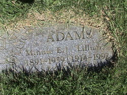 Lillian A. Adams