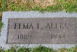 Elma L Allen