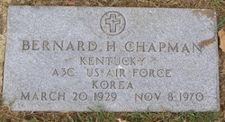 Bernard H. Bunny Chapman