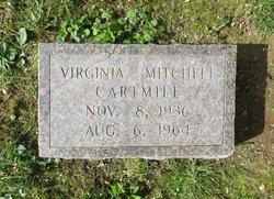 Virginia <i>Mitchell</i> Cartmill