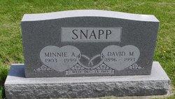 Minnie Alice <i>Walton</i> Snapp