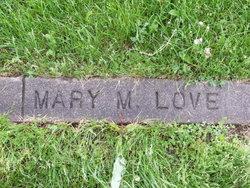 Mary M Love