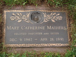 Mary Catherine Rush Mathers