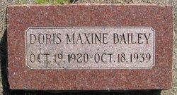 Doris Maxine Bailey