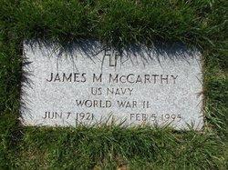 James M. McCarthy