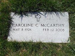 Caroline C. McCarthy