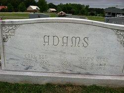 Wilma Dean Adams