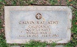 Calvin Ray Athy