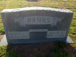 Clarence Jefferson C. J. Banks