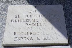Guillermo Cedrez Padilla