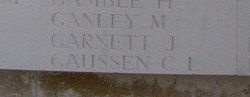 Rifleman Charles Lawrence Gaussen