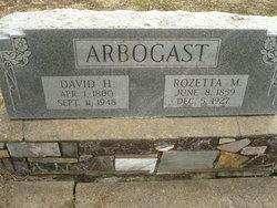 David Howard Arbogast