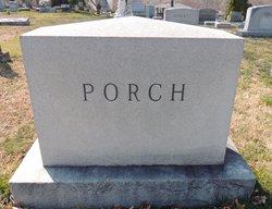 Mary <i>Porch</i> Buchanan