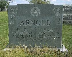 Elias D. Arnold