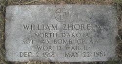 William Zhorela