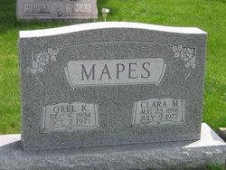 Orel K Mapes