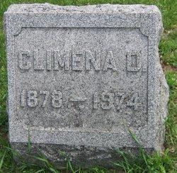 Climena <i>Durkee</i> Schaibly