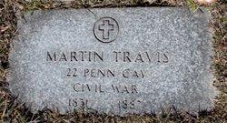 Pvt Martin Travis