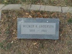 Wilmer K Anderson