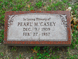 Pearl Marie Casey