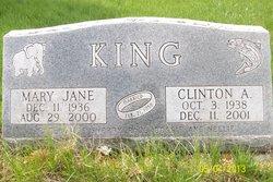 Clinton Asa Rains King