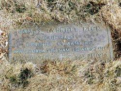James Everett Dick