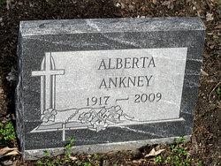 Alberta <i>Robinson</i> Ankney