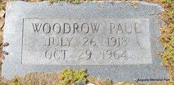 Woodrow Paul