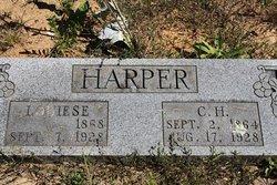 Esther Louise <i>Stump</i> Harper