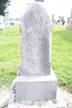 Ranson Whitney