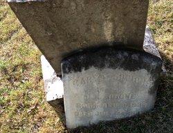 Mary E. <i>Simmons</i> Boone