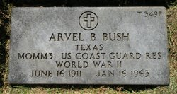 Arvel B Bush