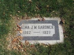 Alma Joseph William Gardner